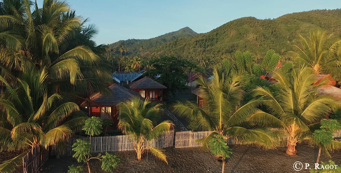 Plongée au Tompotika Dive Resort