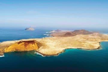Association Peau Bleue, Voyages Bio Sous-Marine, Plongée Canaries, Plongée Graciosa