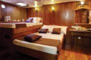 maldives croisiere plongee conte max cabine triple